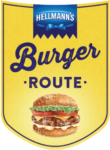 BURGER ROUTE MAP